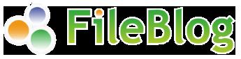 ファイル共有システム「FileBlog」