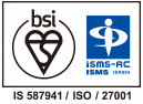 ISMSのバナー